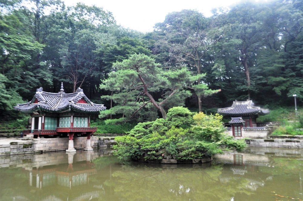 Changdeokgung Palace,Secret Garden Seoul, South Korea