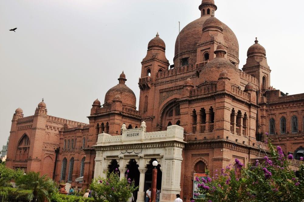 The Lahore Museum, Pakistan