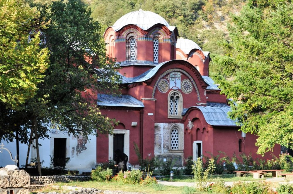 Monastery of the patriarchate of Peć