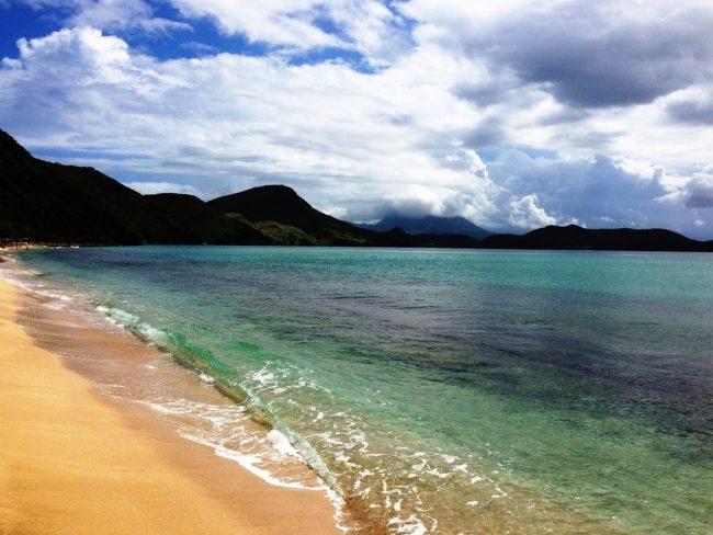 Cockleshell Beach St Kitts