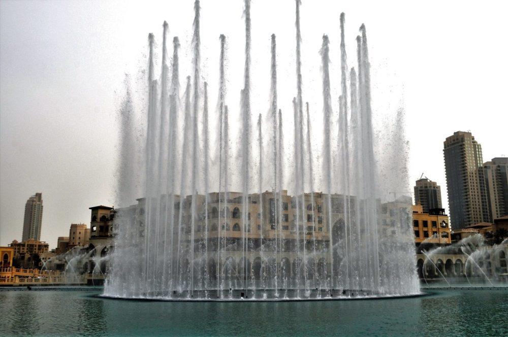 Fountains at the Dubai Mall