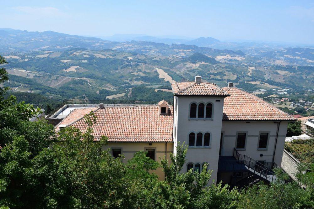 The Guaita Fortress