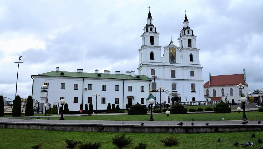 The Holy Spirit Cathedral Minsk