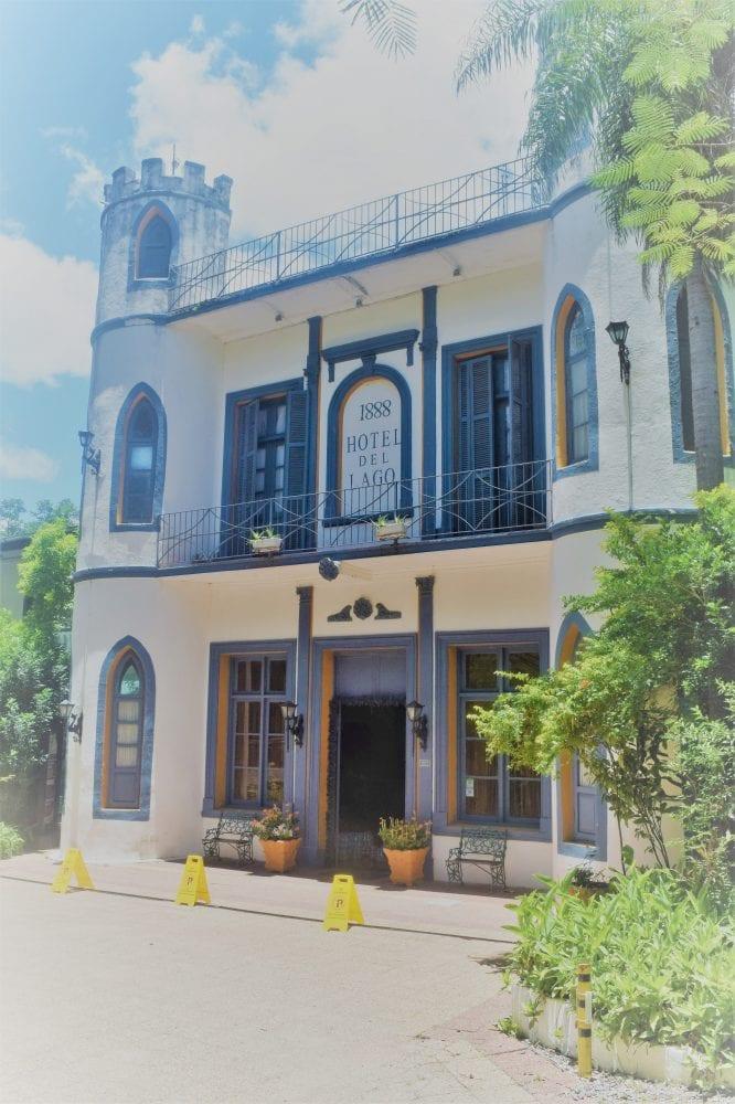 The Hotel del Lago