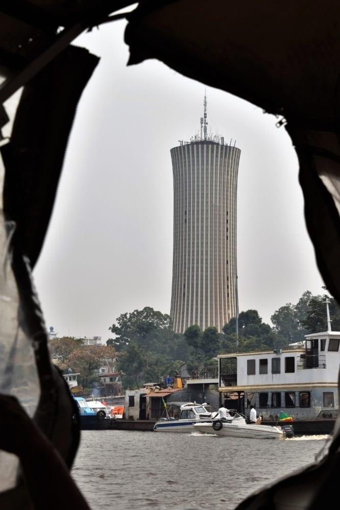 Nabemba Tower, Brazzaville