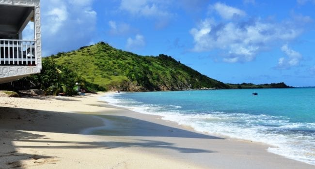 Grand Case Beach Saint Martin
