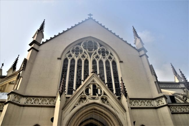 Cathedral of the Holy Cross, Lagos