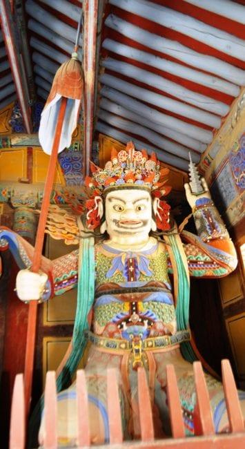 Carved Tao figures, Gyeongju