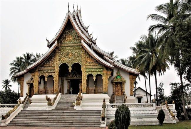 Royal Palace, Vientiane, Laos