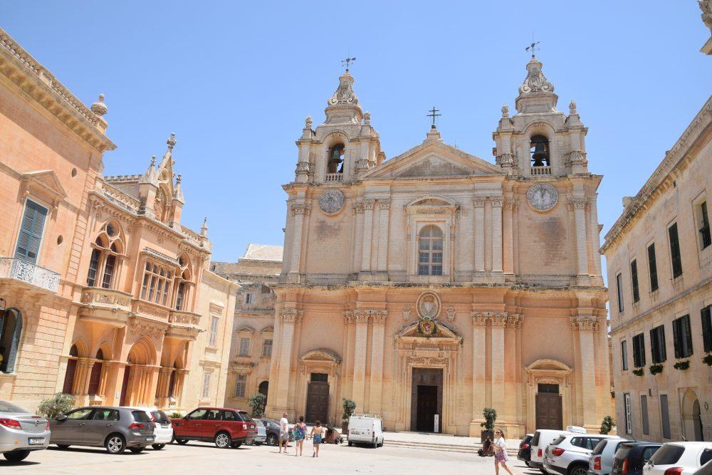 Cathedral of St Paul, Mdina, Malta