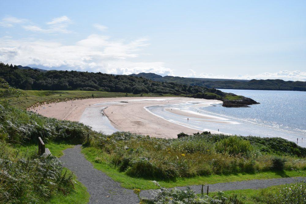 Clashnessie Beach, North Scotland