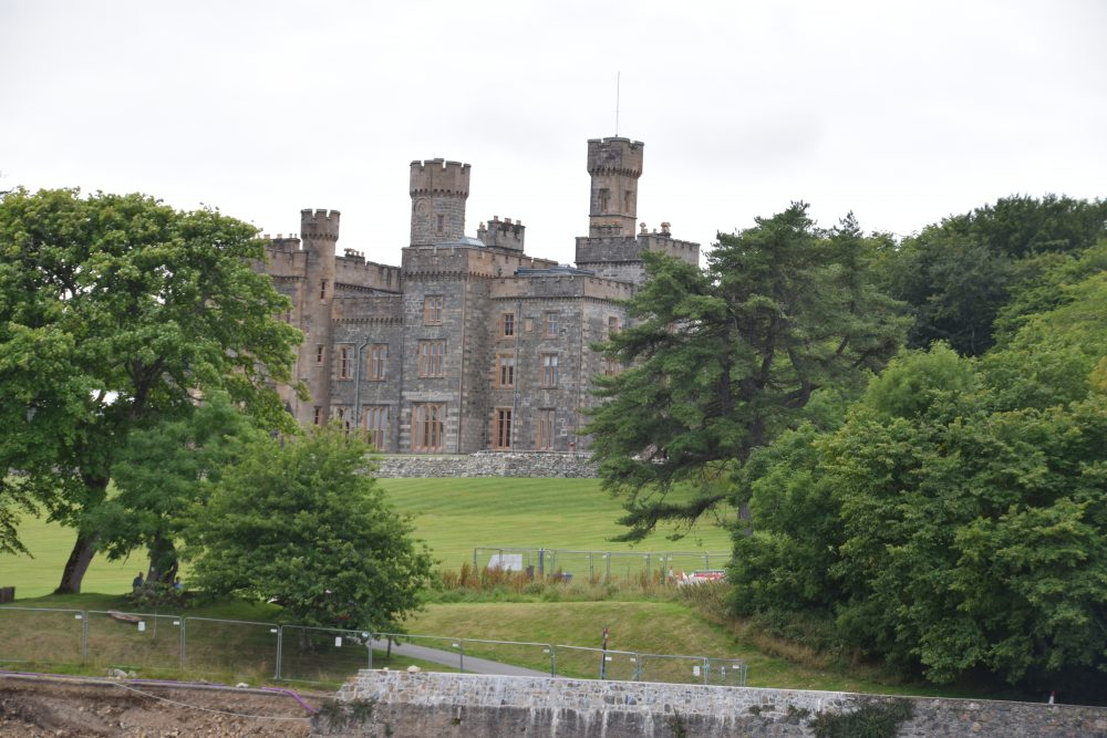 Lews Castle, Stornoway, Lewis, Western Isles
